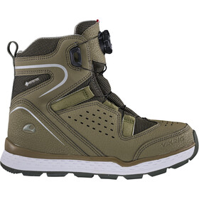 Viking Footwear Espo Boa GTX Winter Boots Kids khaki/olive